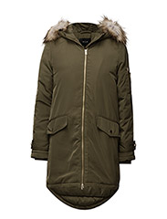 VIJALA DOWN COAT-NOOS - IVY GREEN