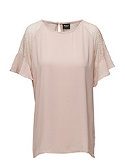 VISILLE TOP - ROSE DUST