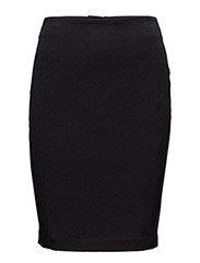 VIASMIN SKIRT-NOOS - BLACK