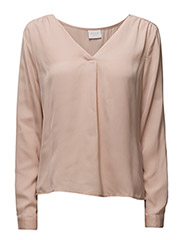 VIMELLI L/S NEW TOP-NOOS - RUGBY TAN