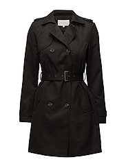 VILA - Vithree Long Trenchcoat-Noos