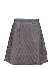 VIMOUNTA SKIRT - GRANITE GREY