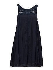 VICOTTA DRESS - TOTAL ECLIPSE