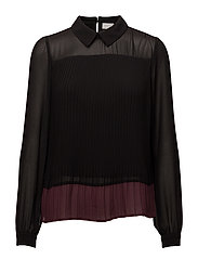 VIMABLE L/S TOP GV - BLACK