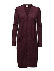 VILA - Viril L/S Long Knit Cardigan-Noos