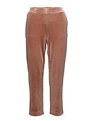 VIALIANA 7/8 PANTS - COPPER BROWN