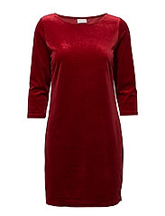 VILA - Visienna 3/4 Sleeve Dress/2