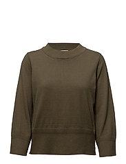 VILA - Vibekka 7/8 Sleeve Knit Top