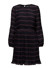 VILIMIT L/S DRESS - TOTAL ECLIPSE
