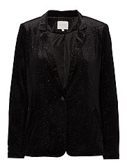 VISANE BLAZER - BLACK