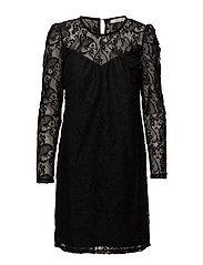 VITELL DRESS - BLACK