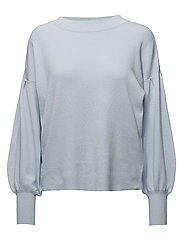 VIJENIFER L/S KNIT TOP - PLEIN AIR