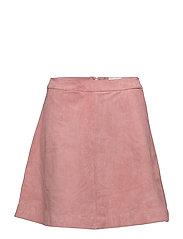 VILA - Vipenty Suede Skirt