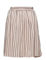 VIRIBA SKIRT - PEACH BLUSH