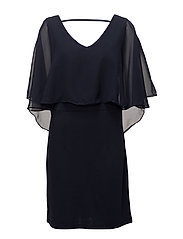 VISAYS S/L DRESS/DC - TOTAL ECLIPSE