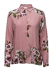 VIBIRDO L/S SHIRT - BRIDAL ROSE