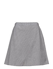VIDELINA SKIRT - GRISAILLE