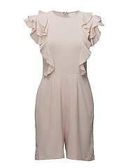 VIRIDA PLAYSUIT - PEACH BLUSH
