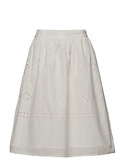 VISIMMI SKIRT - SNOW WHITE