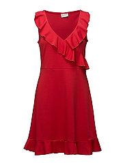 VIMANDY S/L DRESS 40 - LOLLIPOP