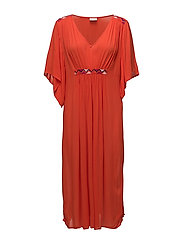 VIADISA CAFTAN - ORANGE.COM