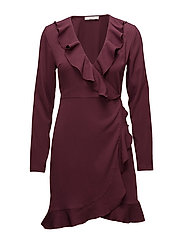 VILA - Vitaja Wrap Dress /Rx