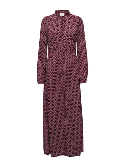 Vimultima L/S Long Dress