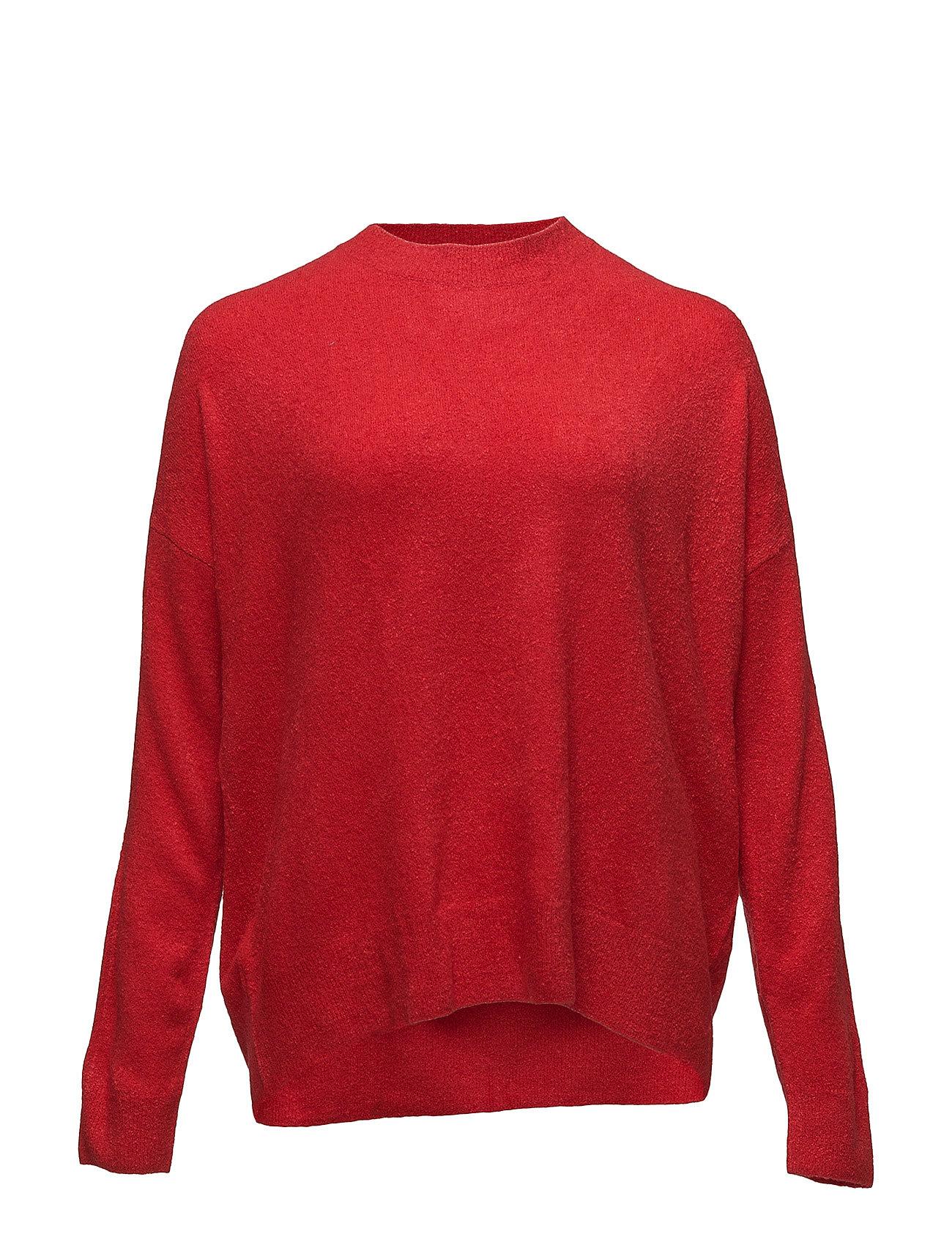 violeta by mango – Textured fine-knit sweater fra boozt.com dk