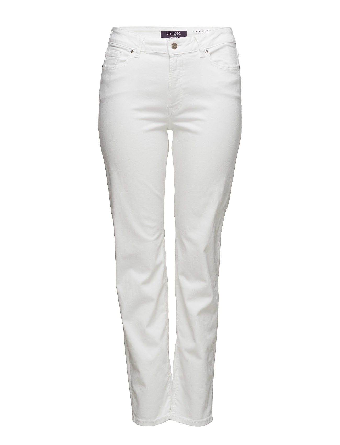 Slim-Fit Straight Theresa Jeans thumbnail