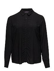 Flowy shirt - BLACK