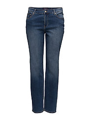 Relaxed Ely Jeans - OPEN BLUE