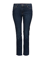 Slim-fit push up Mariah jeans - OPEN BLUE