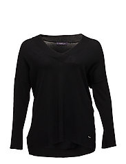 Violeta by Mango - V-Neck Sweater