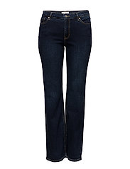 Straight-fit Theresa jeans - OPEN BLUE