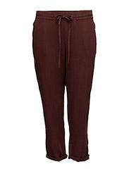 Violeta by Mango - Baggy Soft Trousers