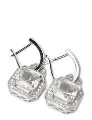 EARRING SILVER - Silver