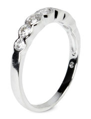 RING STERLING SILVER - Silver