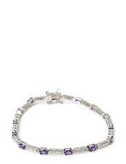 Bracelet in sterling silver - Silver