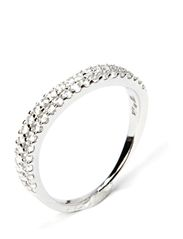 Ring in sterling silver - Silver