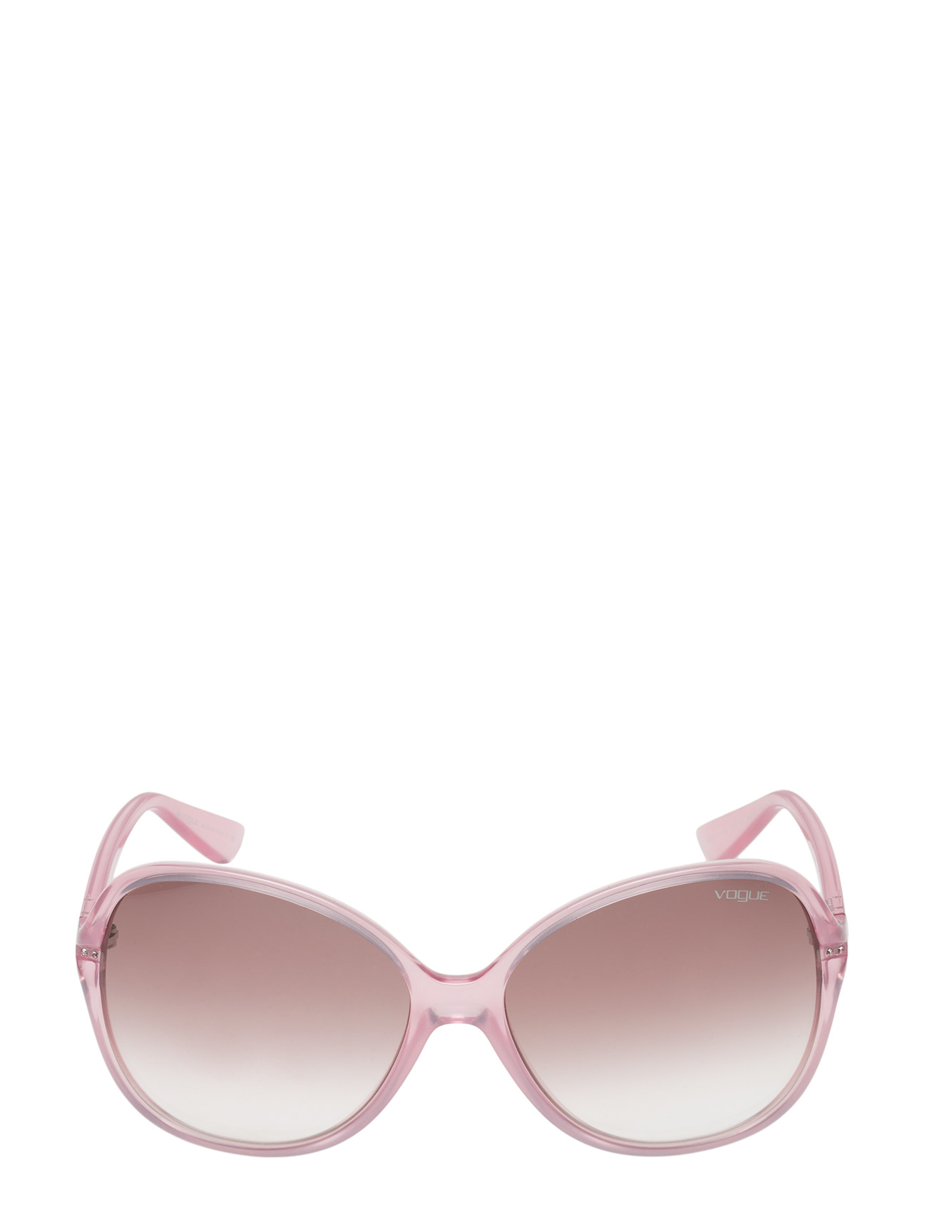 Square Vogue Eyewear Solbriller til Kvinder i Lyserød