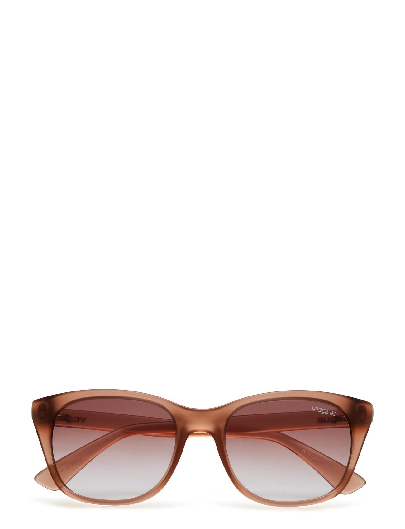 D-Frame Vogue Eyewear Solbriller til Damer i Lyserød