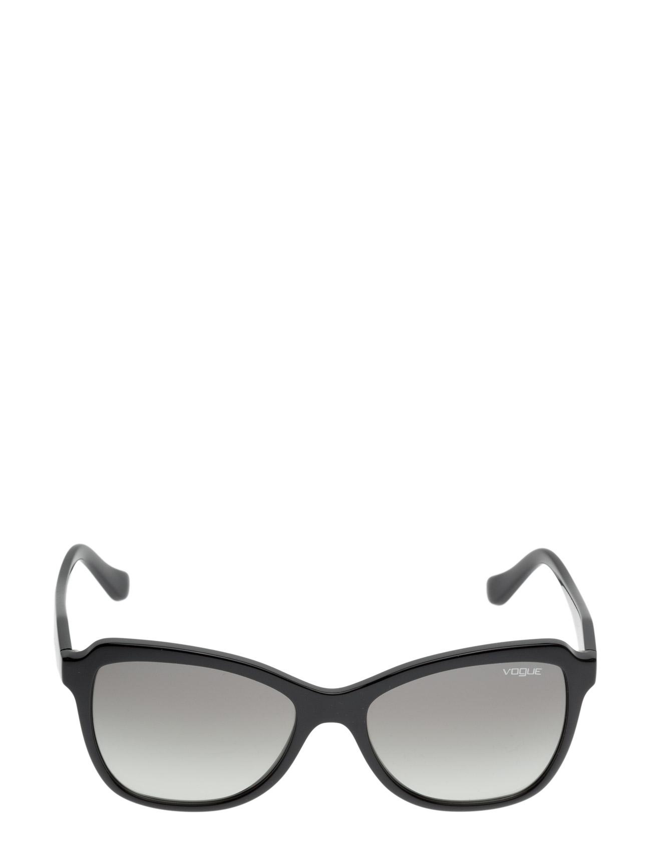 In Vogue | Follow The Trend Entry Vogue Eyewear Solbriller til Damer i Sort