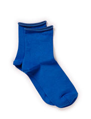 Cotton Comfort Socks - ultramarine