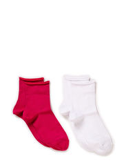 Cotton Comfort Socks - berry
