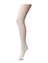 Ladies pantyhose, Cotton Cell - off-white