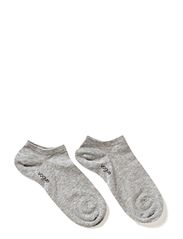 Ladies anklesock, Sneaker - L.mel.grey
