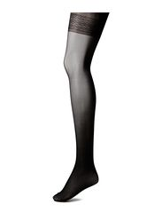 Ladies den pantyhose, Silhouette Control Top 40den - black