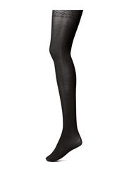Ladies den pantyhose, Silhouette Opaque 3D 60den - black