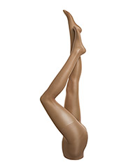 Ladies den pantyhose, Support 40den - suntan