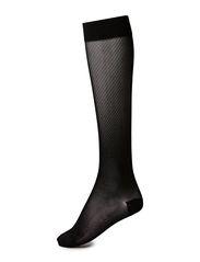 Ladies den knee-high, Support Sideways Knee 40den - black